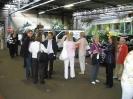 Bezoek Bloemenveiling 3-9-2010