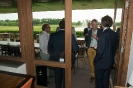 Borrel bij de Drentse Golf en Country Club op 26 mei 2014