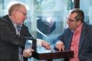 Borrel met Alfred Welink bij Liff op 27 oktober 2014