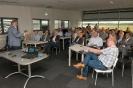 CCA bedrijfsbezoek Groningen Airport Eelde op 22 mei