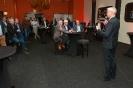 CCA borrel met Burgemeester Marco Out bij Pand 17 op 13 februari