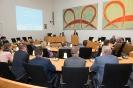 CCA borrel met wethouders Vlieg en Hoogeveen over de FlorijnAs 2 maart 2015