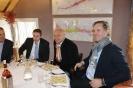 Lunch op 29 november 2010 met Hans Broekhuis